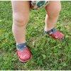 barefoot sandals aranya strawberry 19 23 eu 9199 4