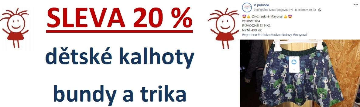 Sleva 20 %