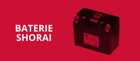 Startovací baterie Shorai