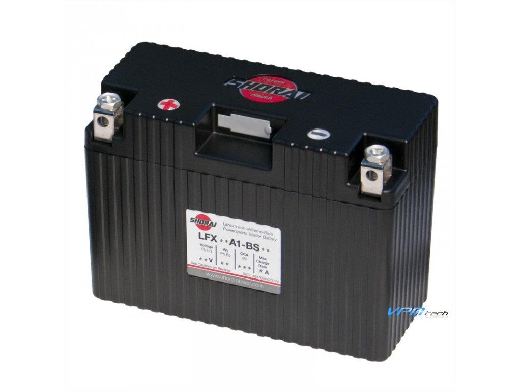 SHORAI lithium baterie LFX14A1-BS12 LifePO4
