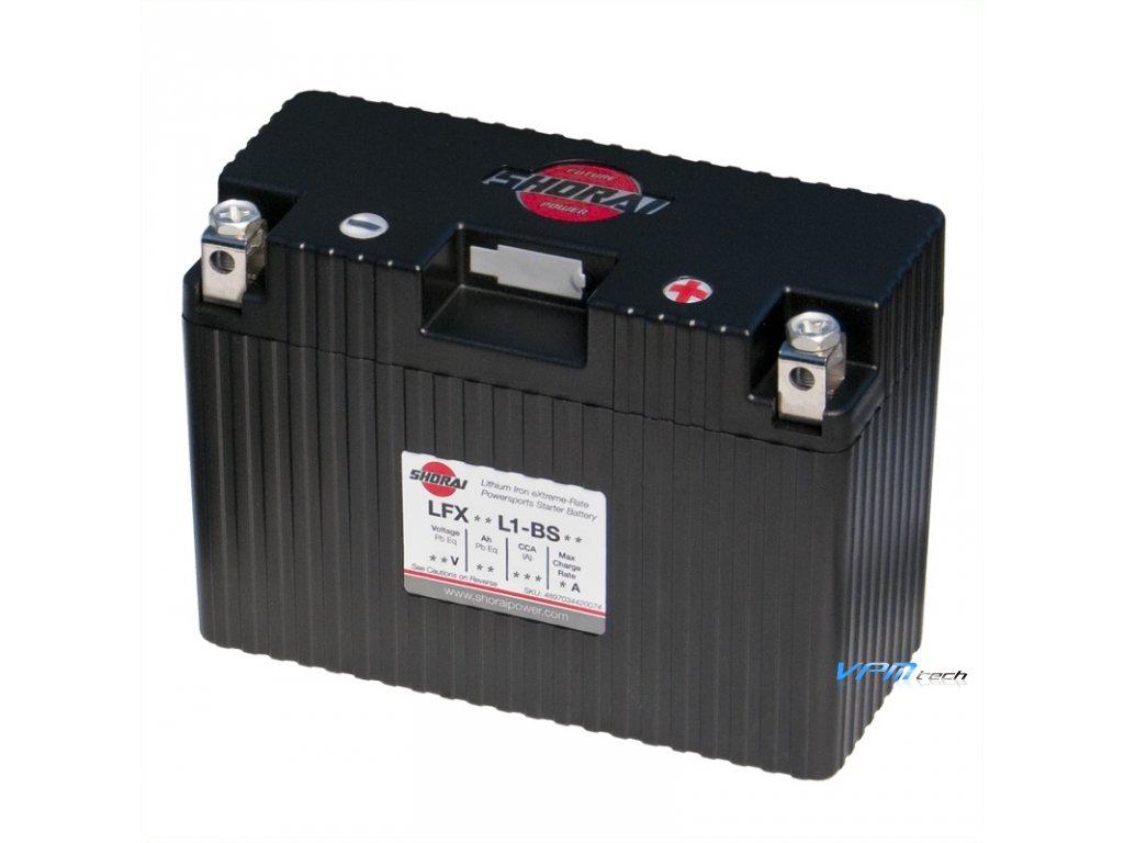 SHORAI lithium baterie LFX18L1-BS12 LifePO4