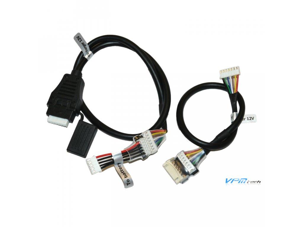 SHORAI nabíjecí kabel SHO-BMSCL-12 12V