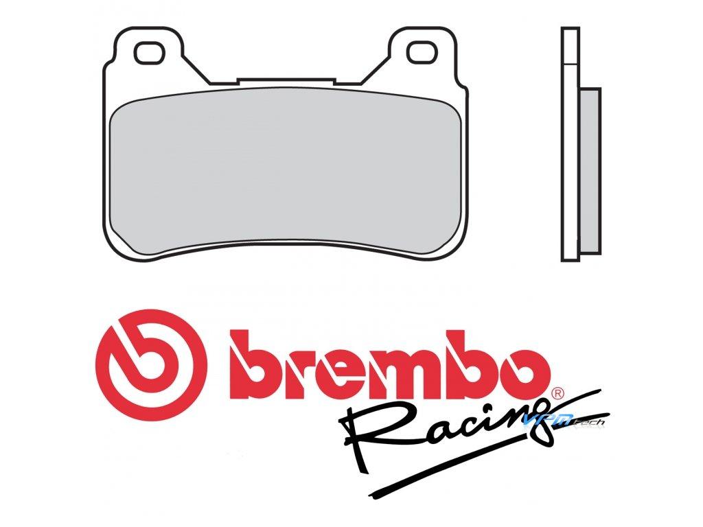 BREMBO brzdové destičky M488Z04