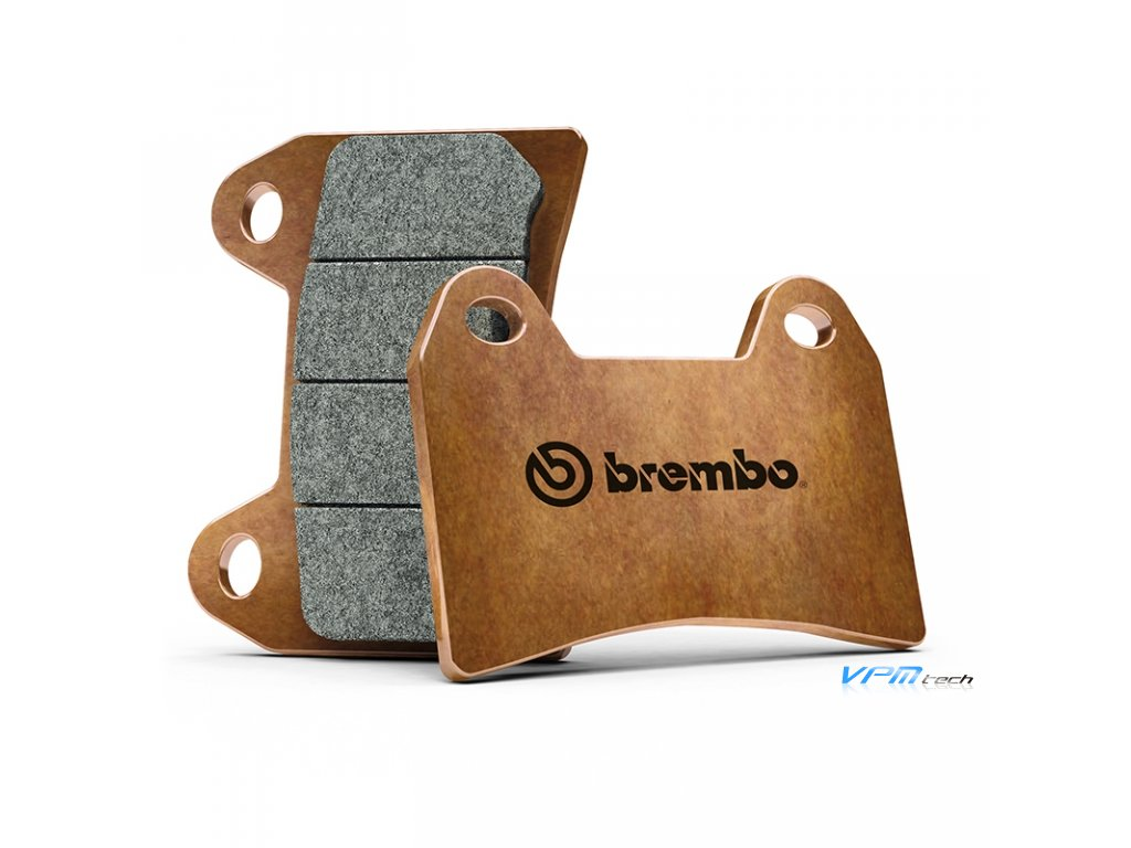 Brzdové deštičky Brembo M029Z04 ( 107A48602 )