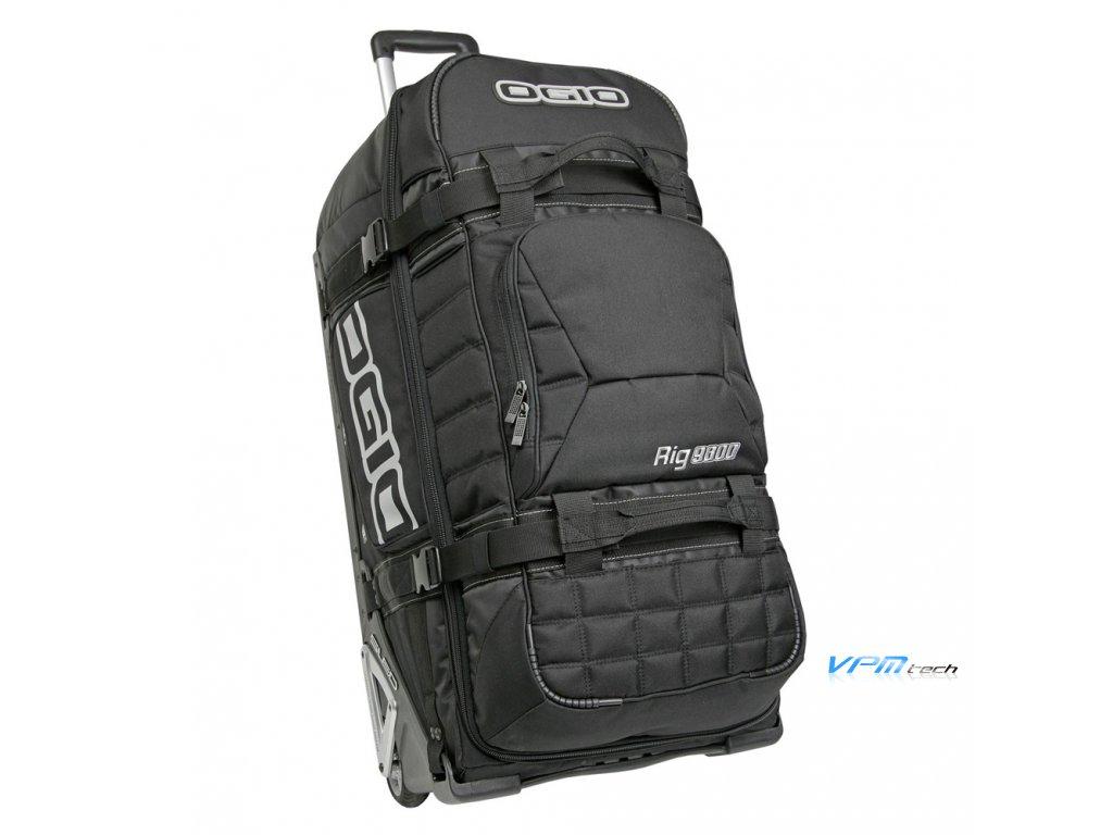 Ogio RIG 9800 Gear Luggage Bag Borsa Compartimenti Multiuso Moto Sci Cross Enduro
