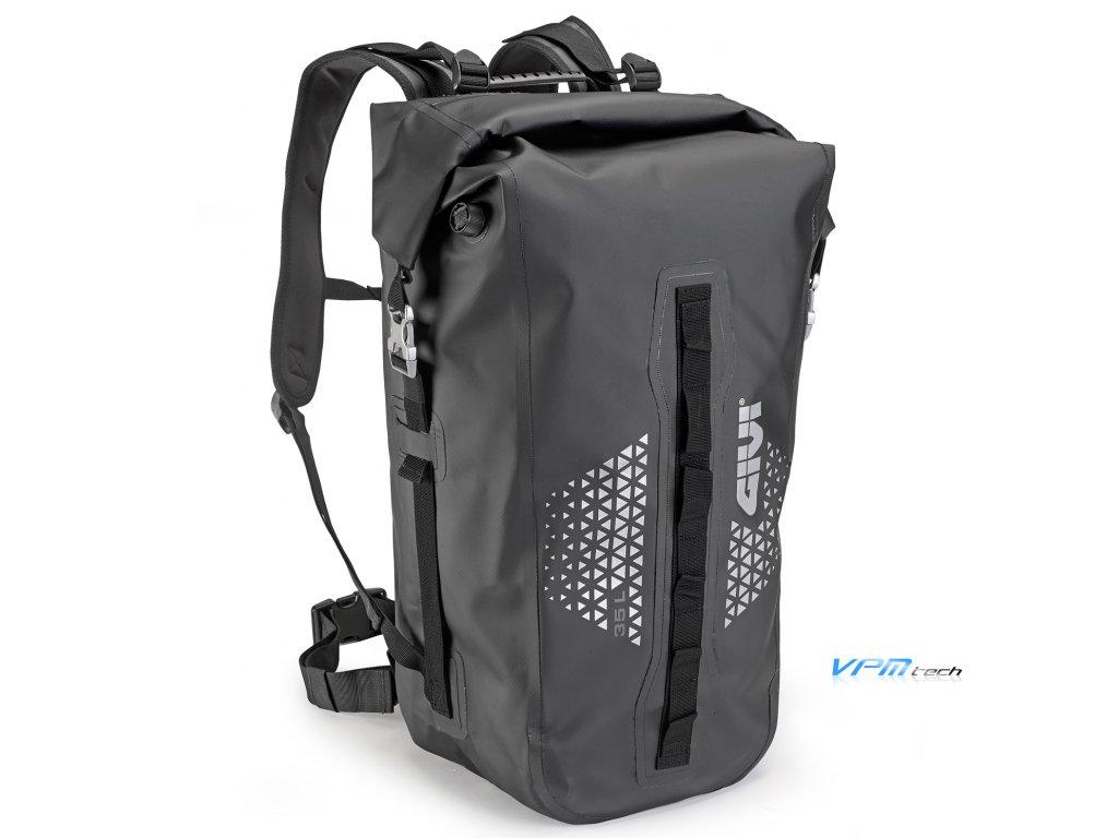 Givi UT802 Saddle Bag WaterProof Backpack Borsa Sella Zaino