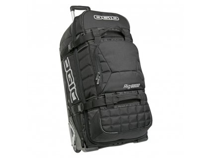 Ogio RIG 9800 Gear Luggage Bag Borsa Compartimenti Multiuso Moto Sci Cross Enduro