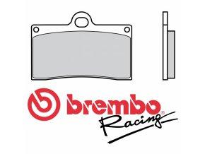Brzdové destičky Brembo M538Z04 (107A48653)