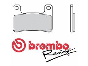 Brzdové destičky Brembo M518Z04 (107A48651)