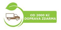 Doprava od 2000Kč