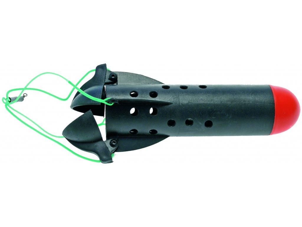 Carp System - Zakrmovací raketa na pelety