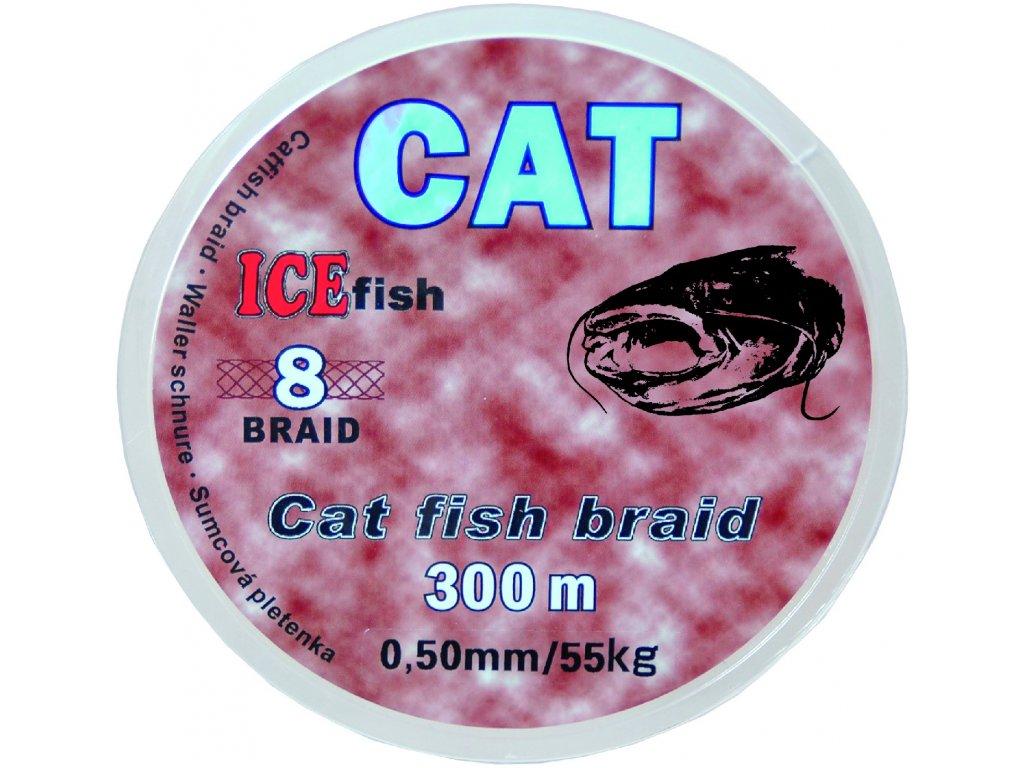 Ice fish -  Šňůra sumcová  Cat 300m