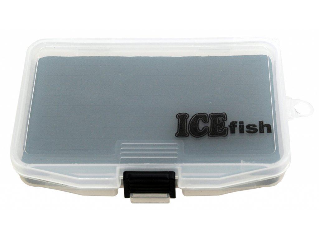 Ice Fish - Krabička na háčky  150 x 100 x 20 mm