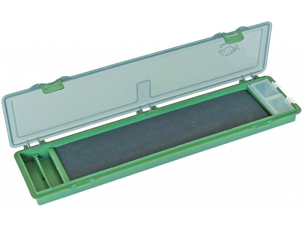 Carp System - Rig box C.S.   345 x 85 x 25 mm.