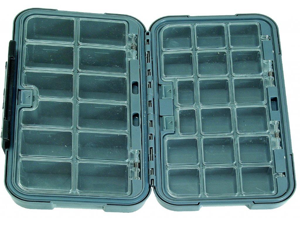 Carp System - Krabička L1/L2 rozměry krabičky: L1 - 200 X 115 X 50 mm