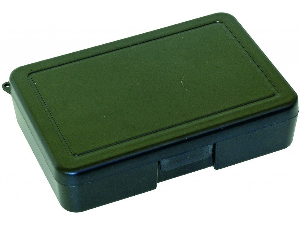 Krabička na mušky 11  155 x 90 x 30 mm.