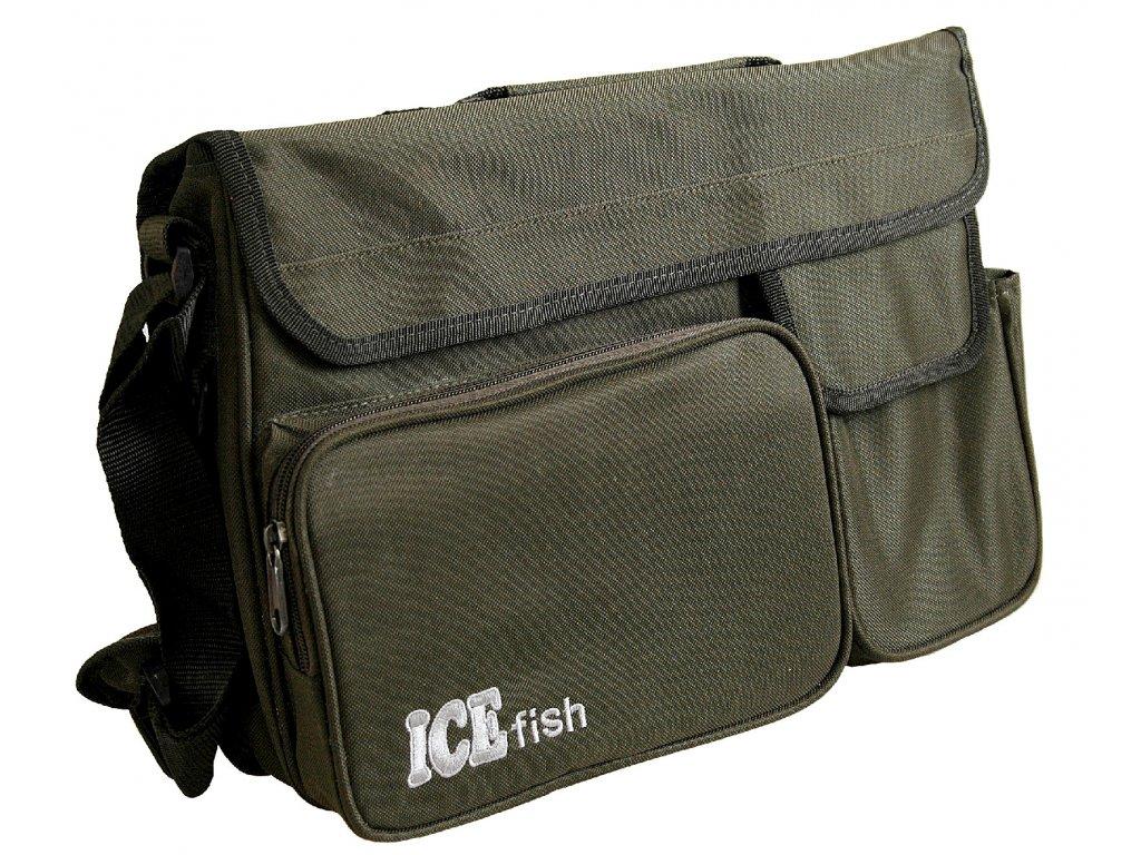 ICE Fish - Vláčecí taška s boxy