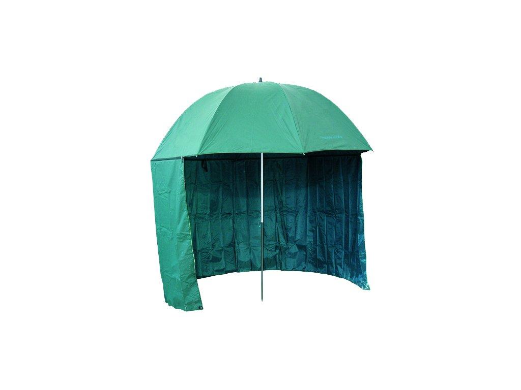 Carp System - Deštník s bočnicí PA 250 cm
