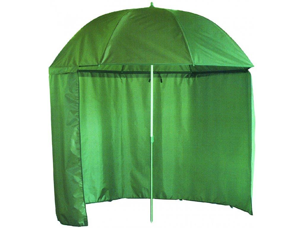 Carp System - Deštník s bočnicí NYLON 250 cm
