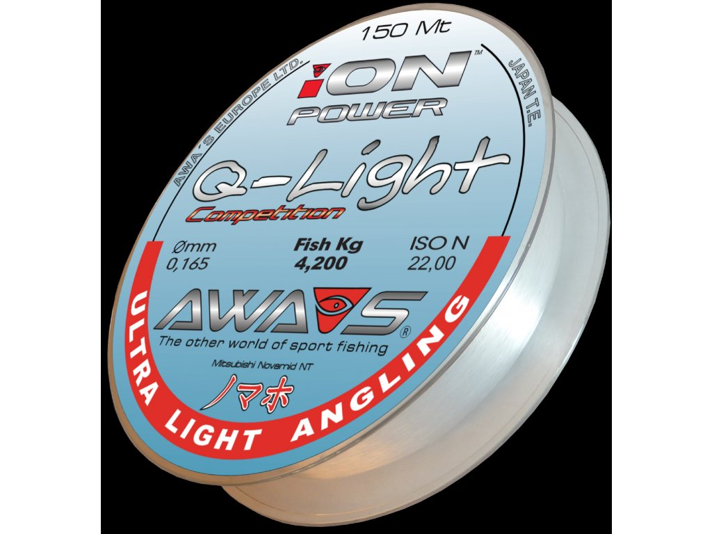AWA-S - ION POWER Q-LIGHT COMPETITION 150 m