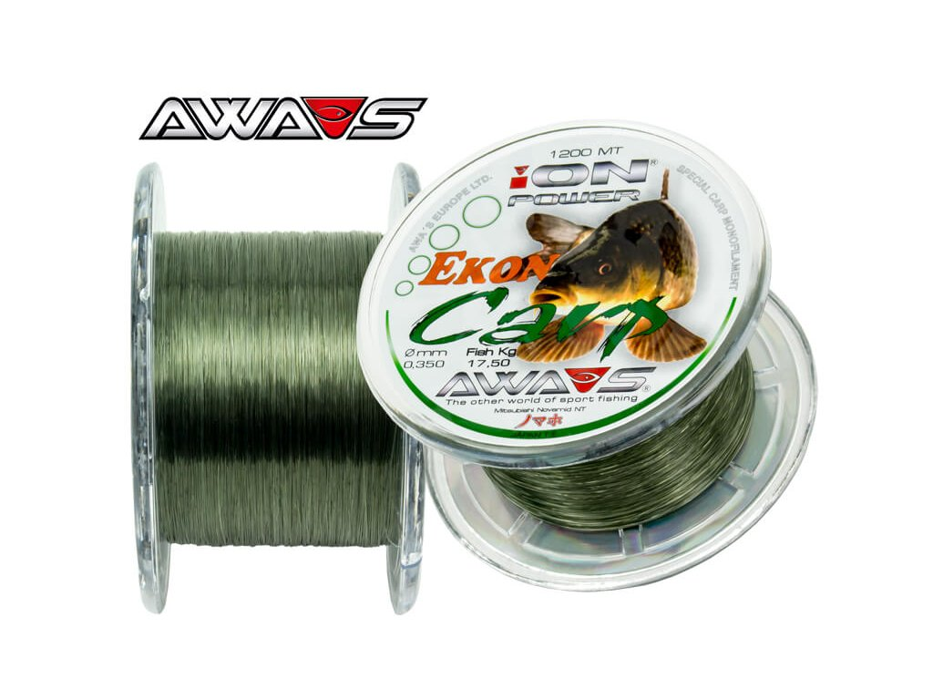AWA-S - ION POWER EKON CARP 1200 m