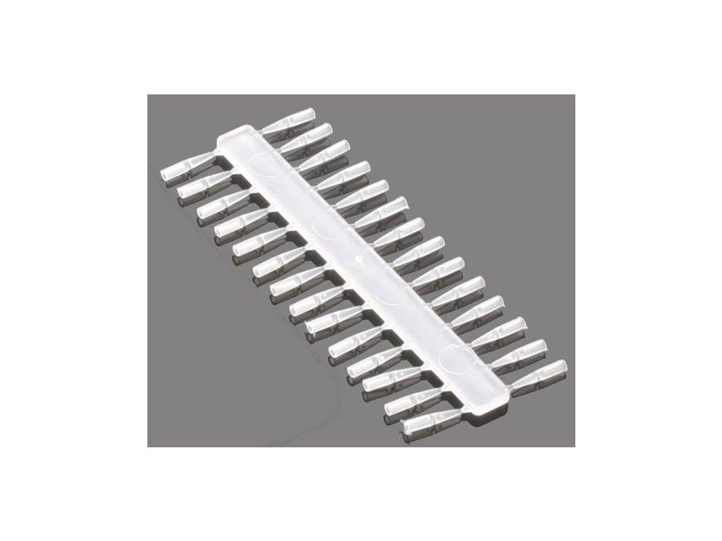 Mikado - Stopery METHOD FEEDER - PUSH STOP / TRANSPARENT (bezbarvé)