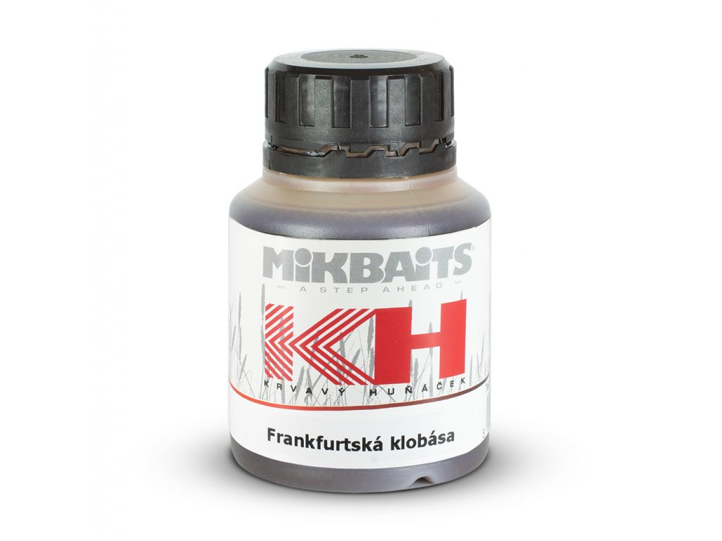 Mikbaits - Krvavý Huňáček dip 125ml - všechny druhy
