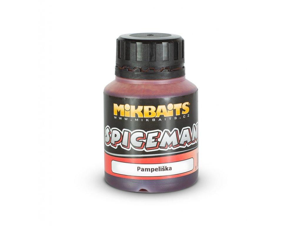 Mikbaits - Spiceman dip 125ml - všechny druhy