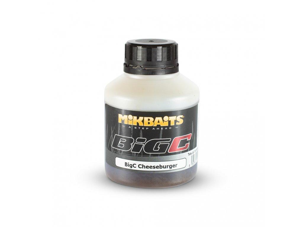 Mikbaits - BiG booster 250ml - všechny druhy