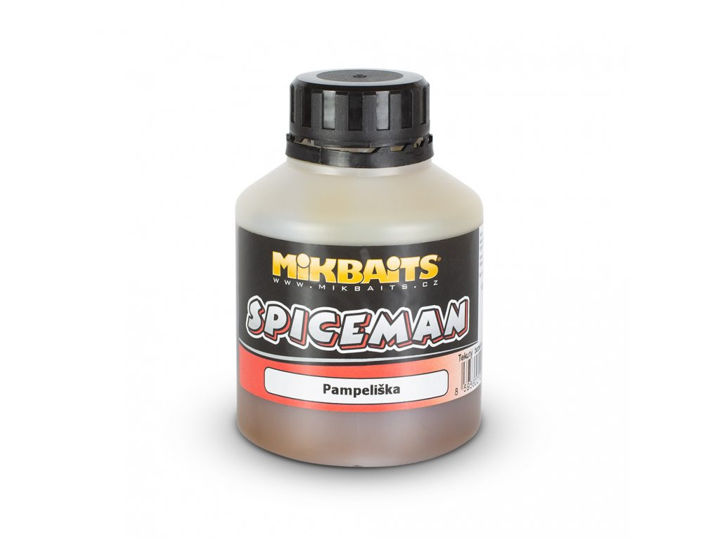 Mikbaits - Spiceman booster 250ml - všechny druhy