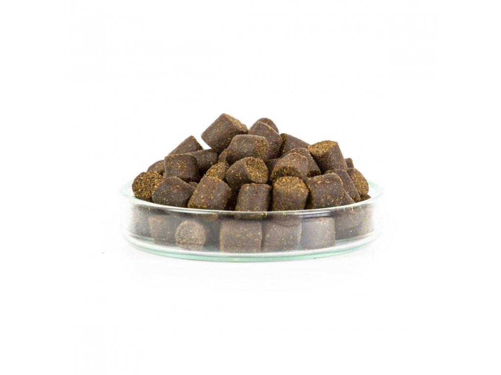 Mikbaits - Pelety 1kg  Pstruží granule