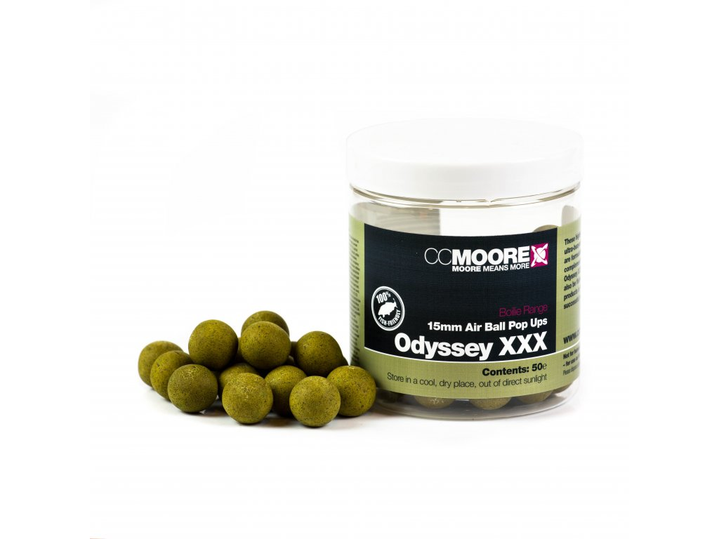 CC Moore -  Odyssey XXX Plovoucí boilie