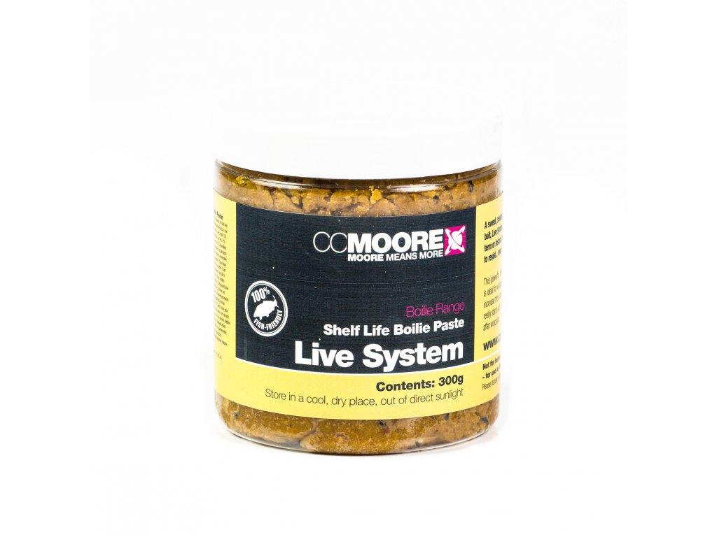 CC Moore - Live System  obalovací těsto 300g