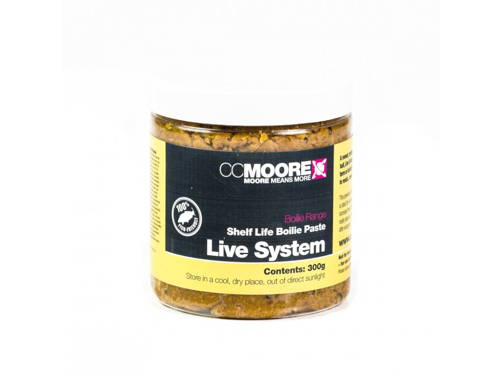 CC Moore Live System - Obalovací těsto 300g