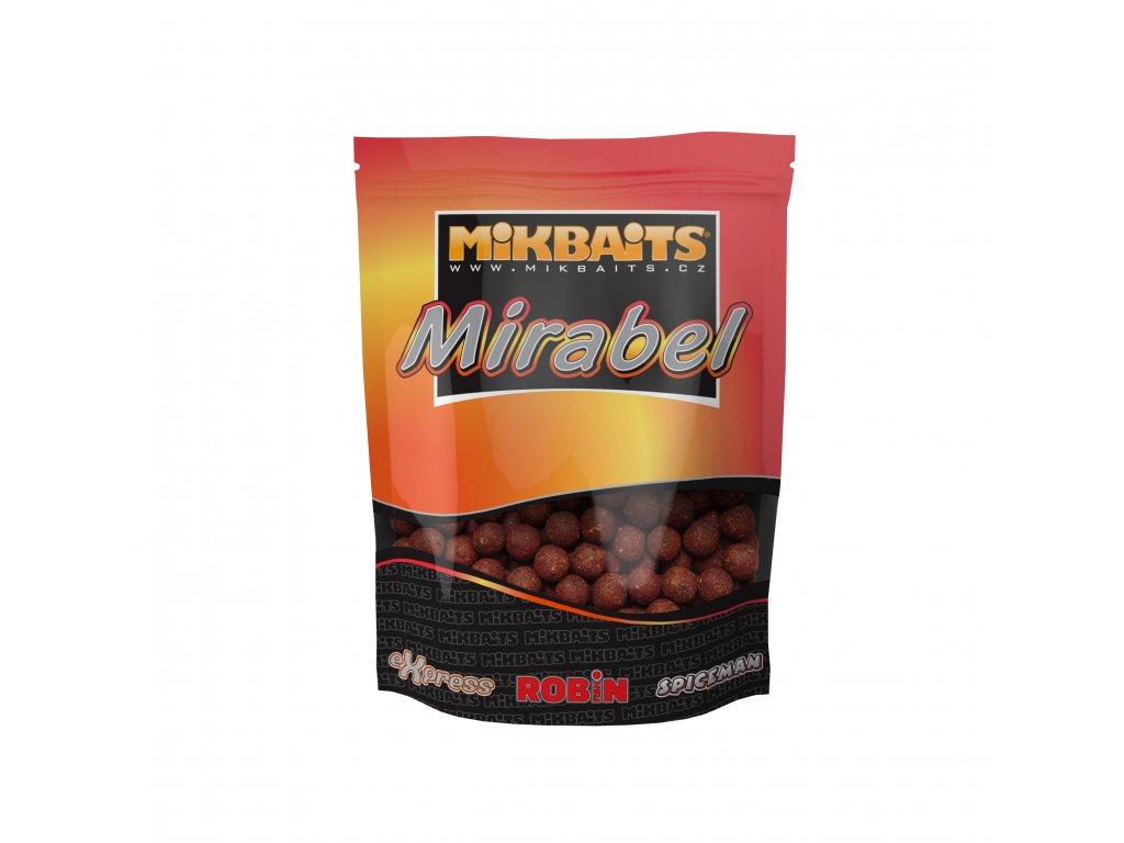 Mikbaits - Mirabel boilie 250g/12 mm - všechny druhy