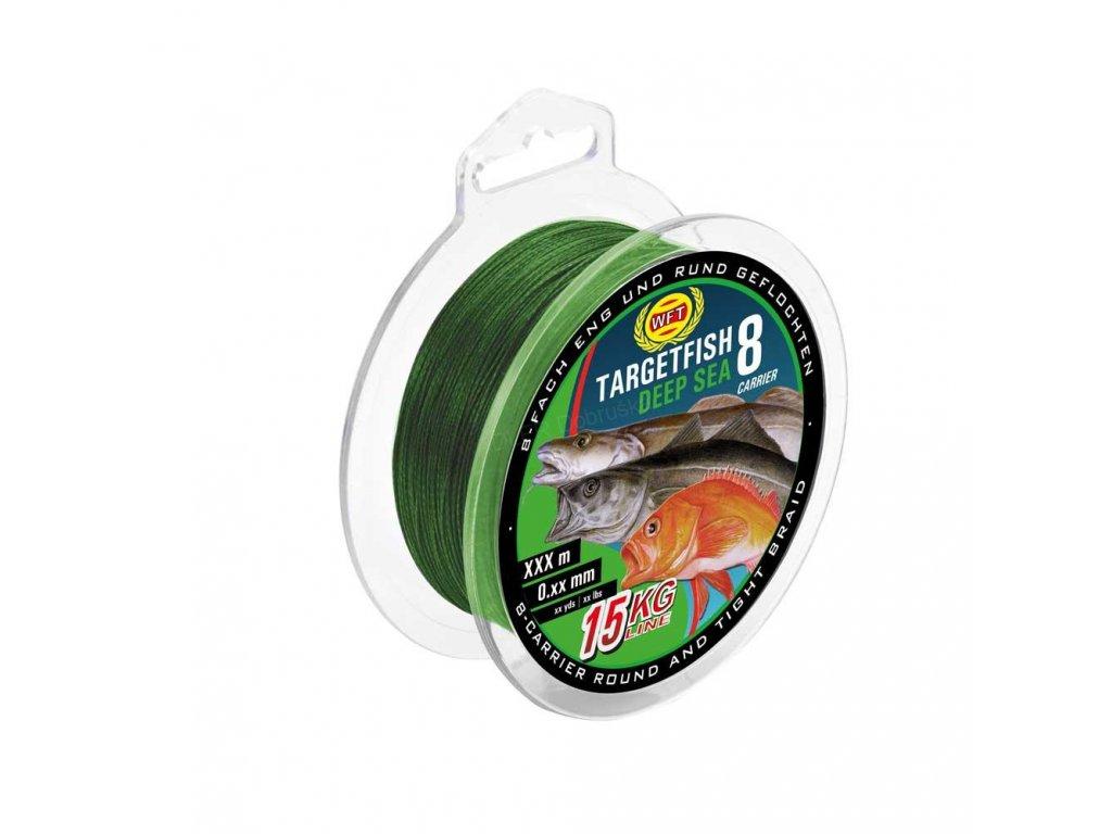 WFT Target Fish 150m zelená