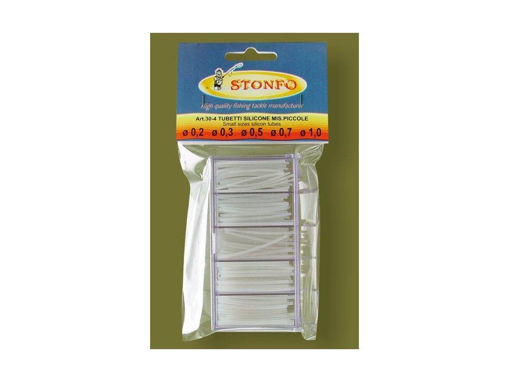 Stonfo - Sada silikonových hadiček Stonfo silikon