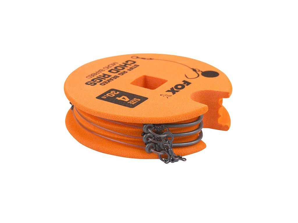 chod rig orange side