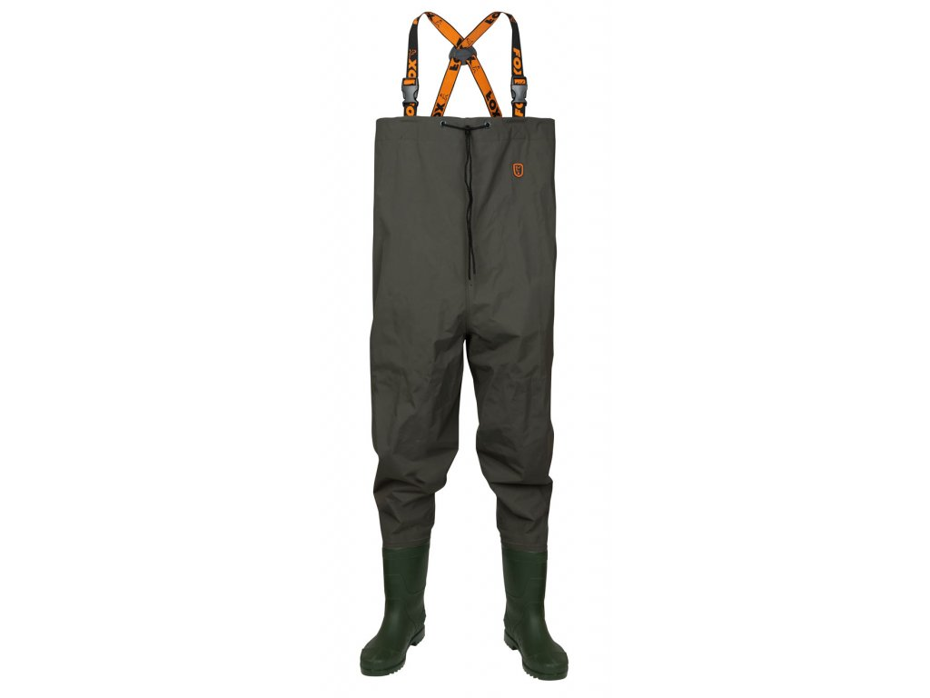 light weight green waders main