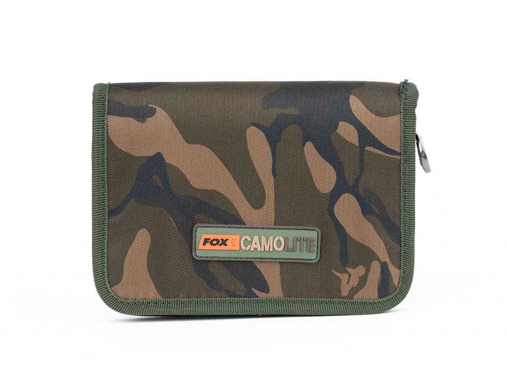 camolite license wallet front