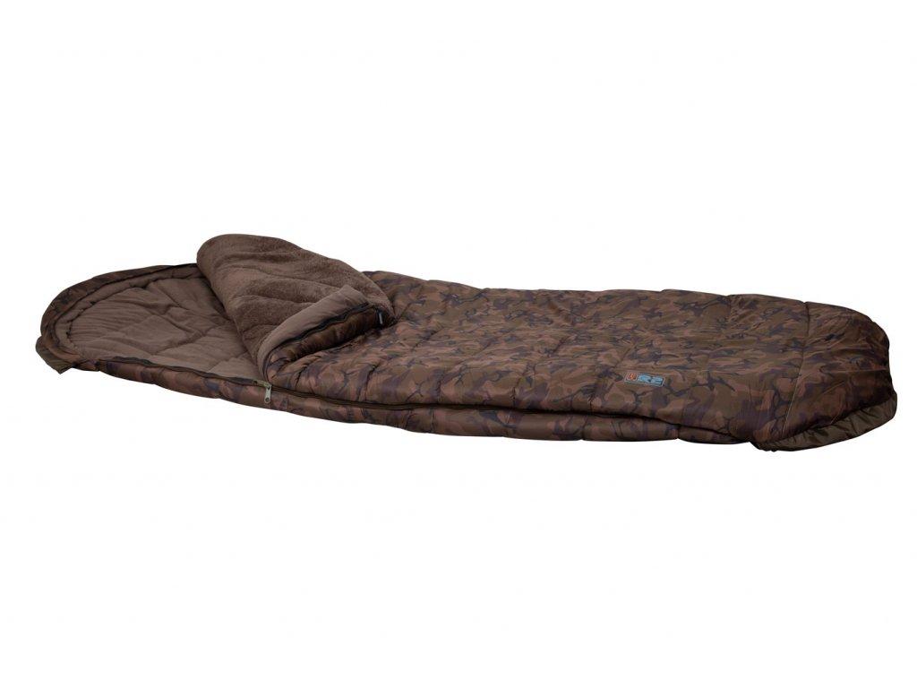 r2 sleeping bag main open
