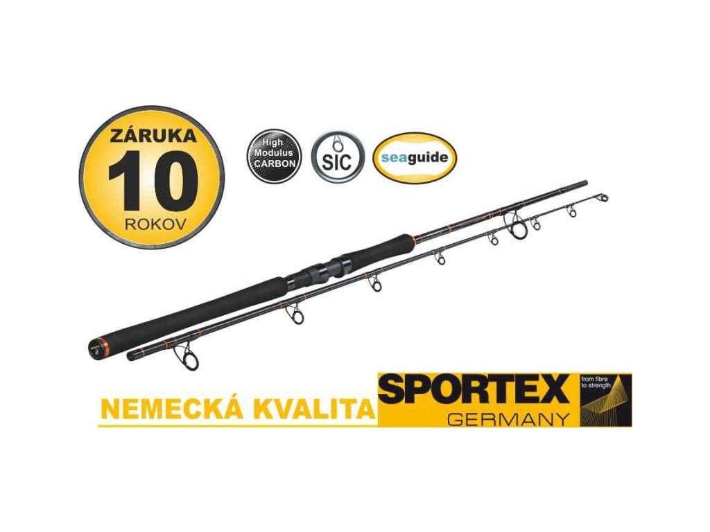 Sportex - Sumcový prut SPORTEX Catfire spin 2-díl