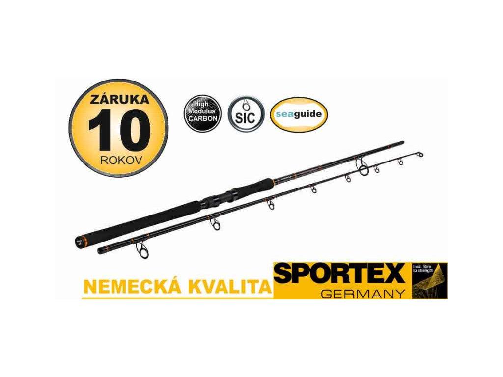 Sportex - Sumcový prut SPORTEX Catfire Boat 2-díl