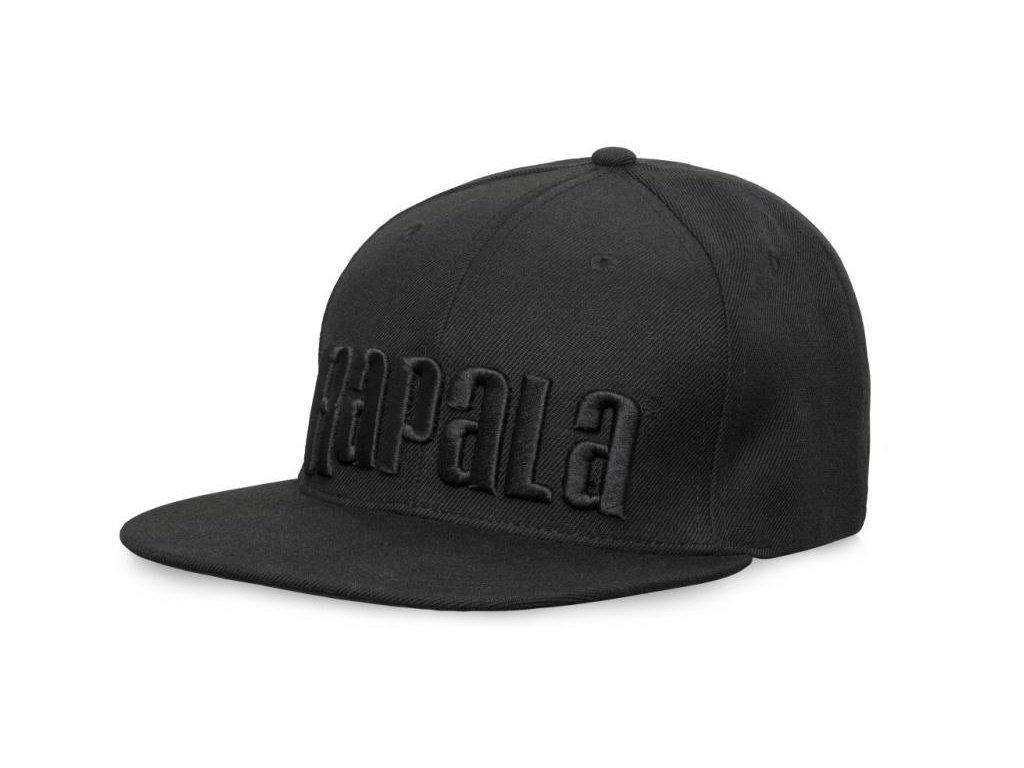 Rapala - Kšiltovka Black Flat Brim Cap