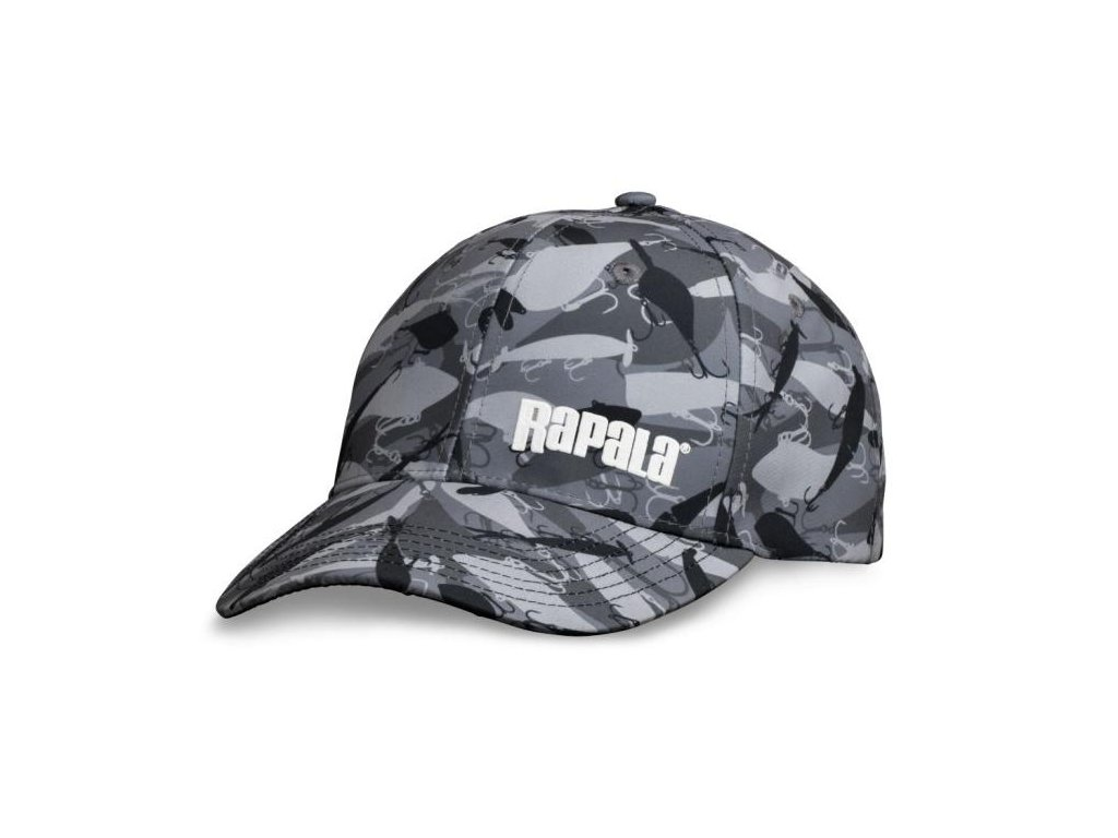 Rapala -  Kšiltovka Rapala Lure Camo Cap