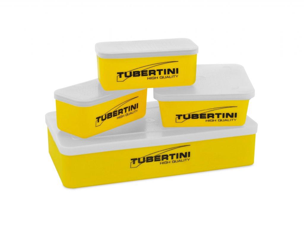 Tubertini - Sada plastových boxů KANGO