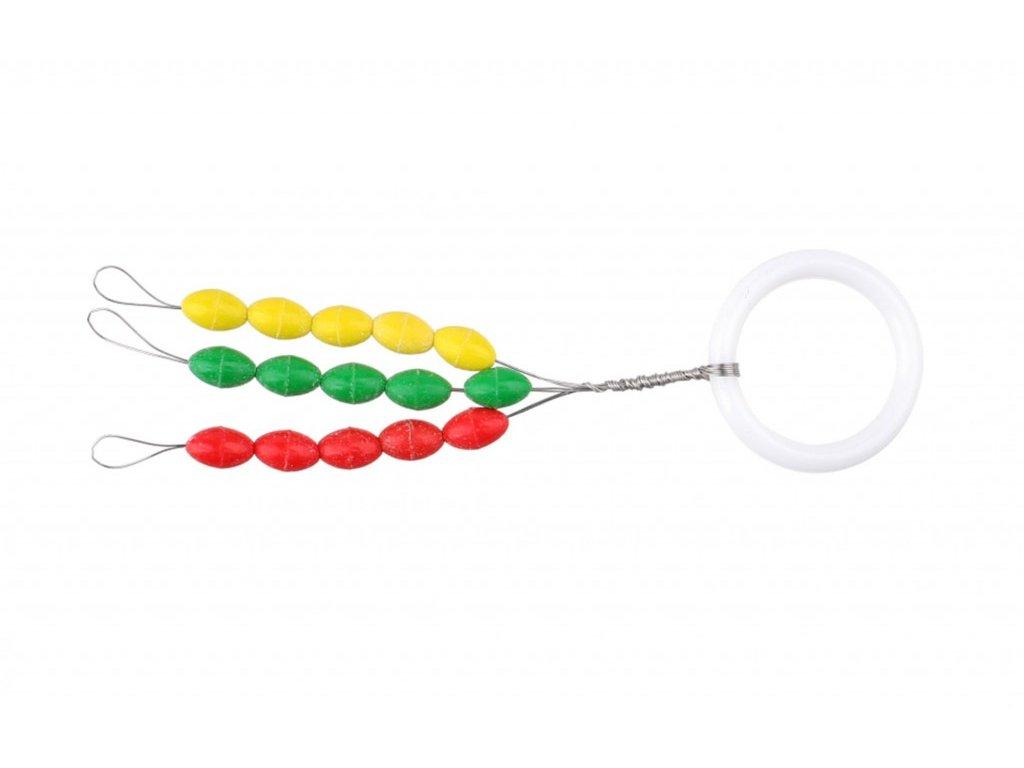 Mikado - Stopery gumové barevné