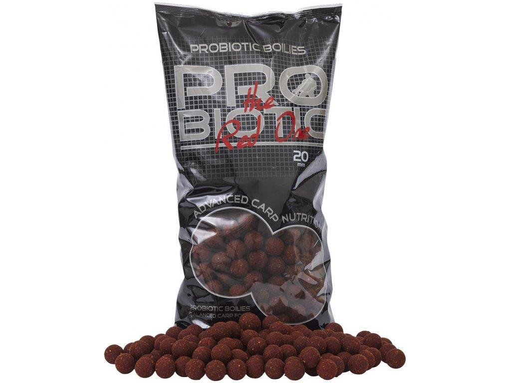 Starbaits - Probiotic Red One Boilie potápivé