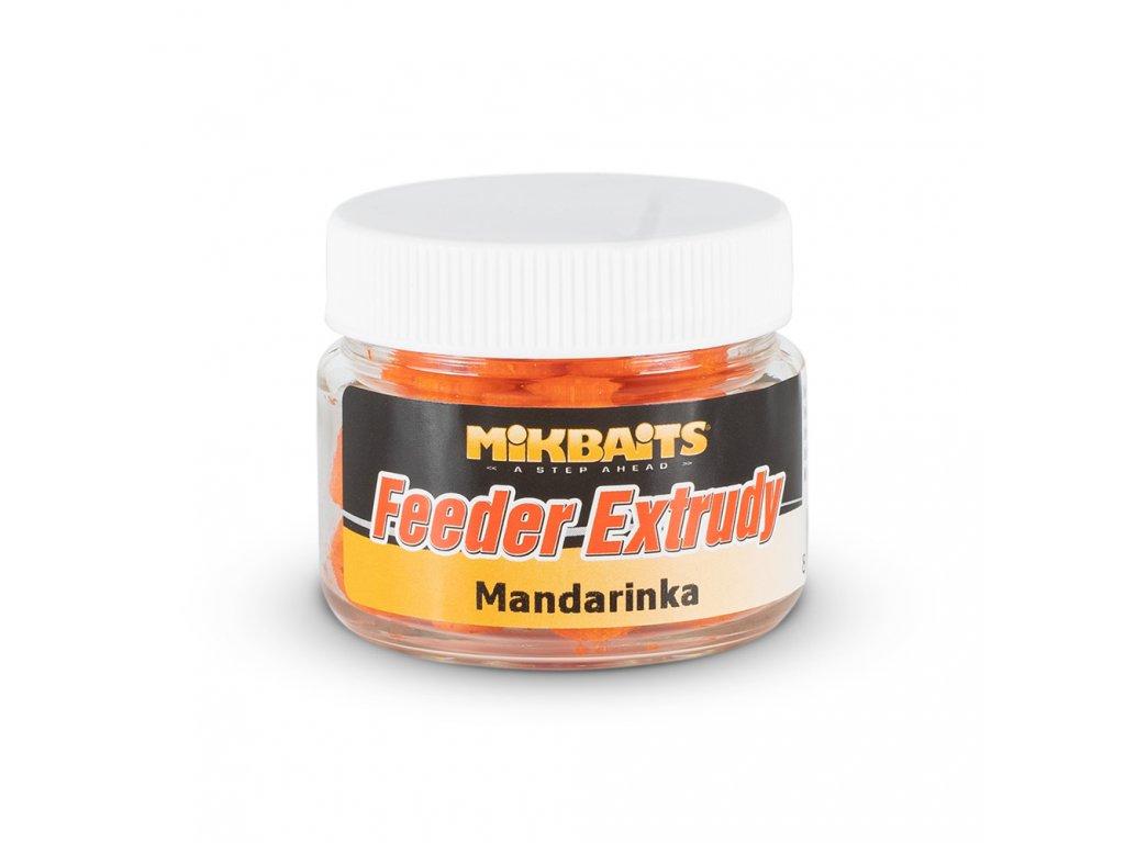 Mikbaits - Měkké feeder extrudy 50ml - Mandarinka