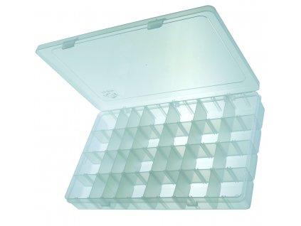 Carp System - Krabička twisterová stavitelná velká  355 x 230 x 50 mm.